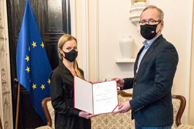 Anna Goławska wiceministrem zdrowia od informatyzacji