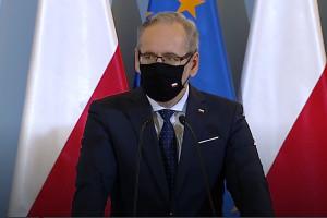 Rzecznik rządu: nie ma planów zmiany na stanowisku ministra zdrowia