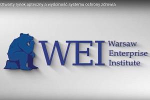 WEI: mniej aptek to gorszy dostęp dla pacjentów