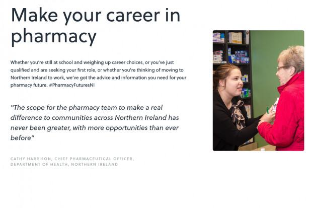 Irlandia: kampania zachęcająca do bycia farmaceutą