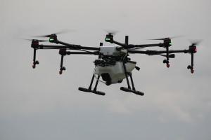USA: na teren wiejski szczepionka p/ COVID doleci dronem