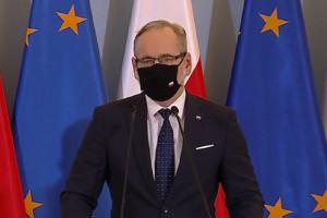 Adam Niedzielski: Polska zakontraktowała 85 mln dawek szczepionek