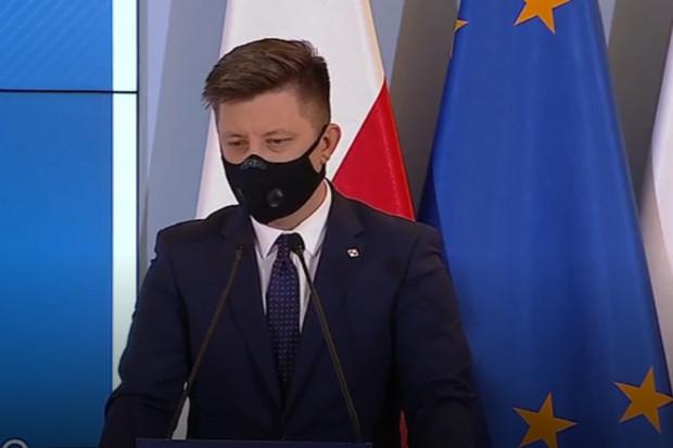 Michał Dworczyk: przedstawimy kalendarz szczepień do końca marca