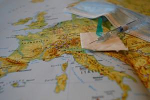 Jest pierwsza blokada eksportu szczepionek p/ covid-19 poza Europę