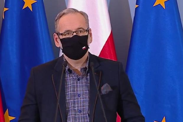 Minister zdrowia o pandemii: chyba można powiedzieć, że jest pod kontrolą