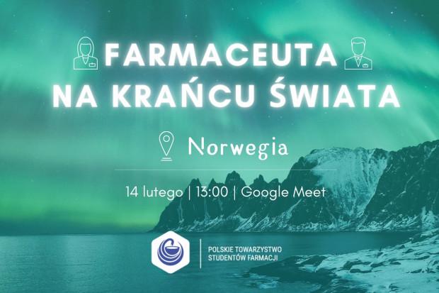 Jak to jest być farmaceutą w Norwegii?