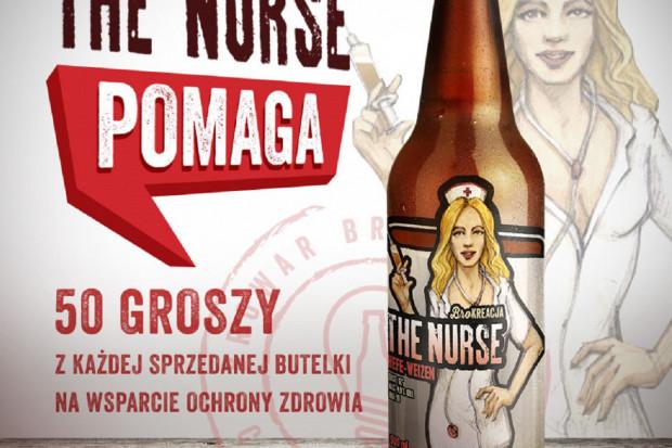 Z każdej sprzedanej butelki piwa 50 groszy na ochronę zdrowia