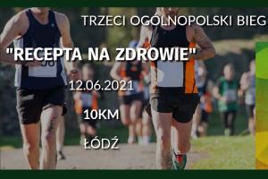 Recepta na zdrowie: III Ogólnopolski bieg. Zaproszenie dla farmaceutów