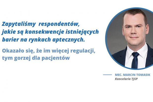 Polska najbardziej przeregulowanym rynkiem aptecznym w Europie