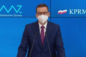 Mateusz Morawiecki: około 4,3 mln dodatkowych szczepionek firmy Pfizer trafi do Polski