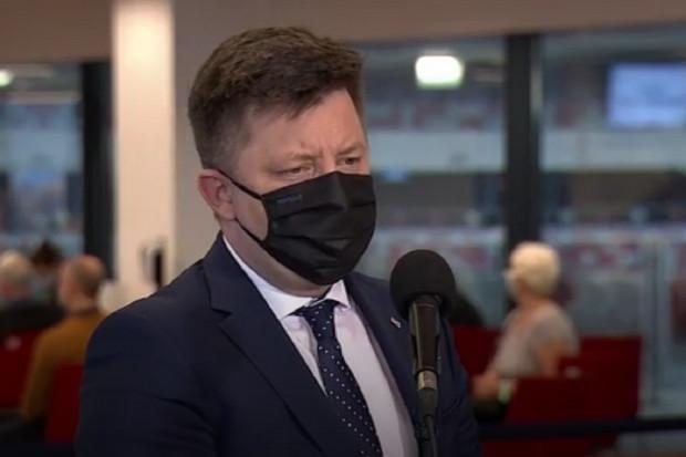 Michał Dworczyk: farmaceuci będą mogli kwalifikować do szczepień