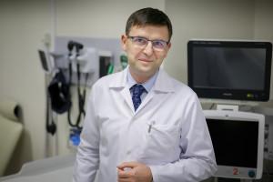 Znany wakcynolog będzie współszefował w szpitalu klinicznym