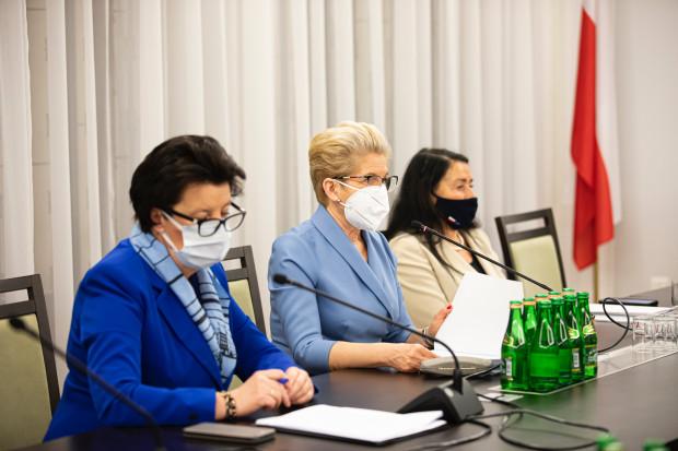 Senat podjął temat chorób zawodowych wywołanych przez COVID-19 u medyków