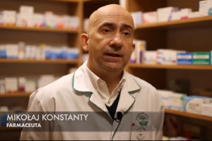 Groźby, wyzwiska, próby wybicia szyby w aptece: tego doświadczają farmaceuci