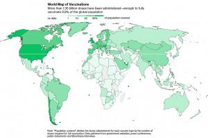 Bloomberg: światowym liderem akcji szczepień są Seszele