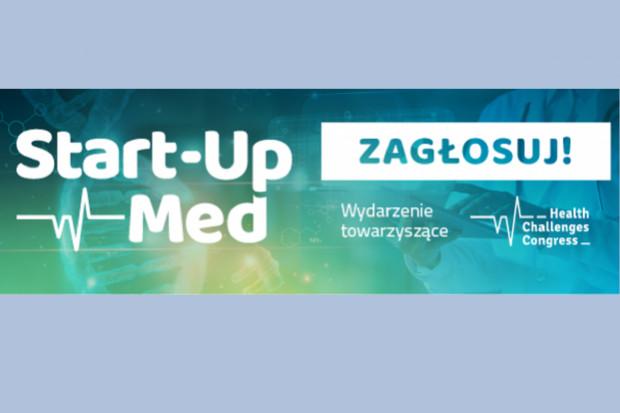 III Konkurs Start-Up-Med – ruszyło internetowe głosowanie