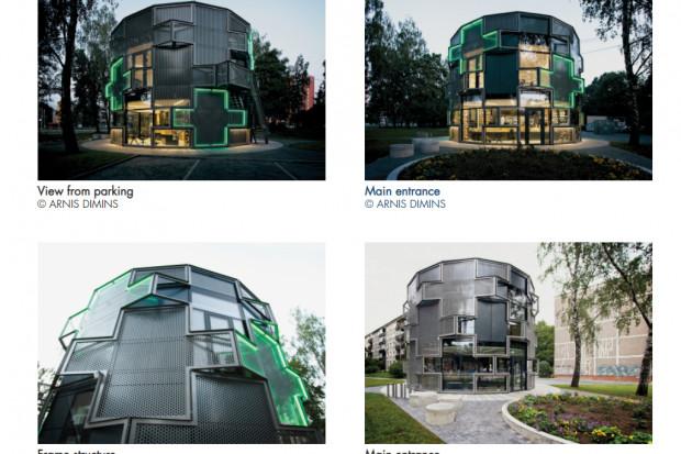 Apteka w Rydze nominowana do słynnej nagrody architektonicznej