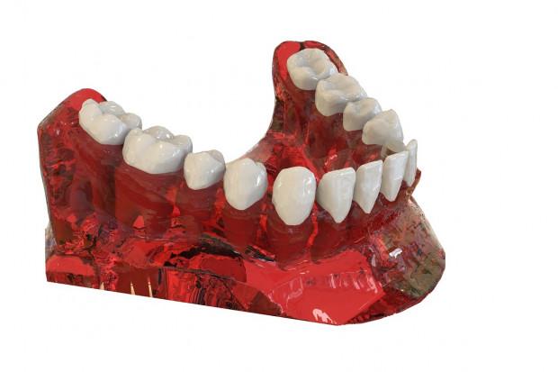 Warto dbać o zęby za młodu, bo na starość ubytki upośledzają intelektualnie