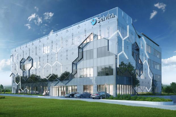 Selvita inwestuje w kompleks laboratoryjno-biurowy