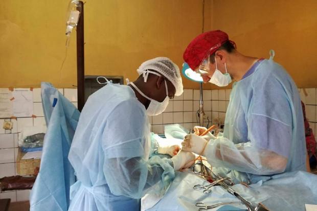 Operacja Afryka. Fundacja zbiera środki na operacje dla dzieci z Afryki