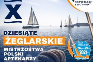 X Żeglarskie Mistrzostwa Polski Aptekarzy